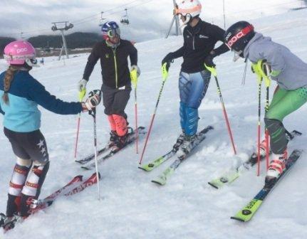 Mt. Hood Ski Camp